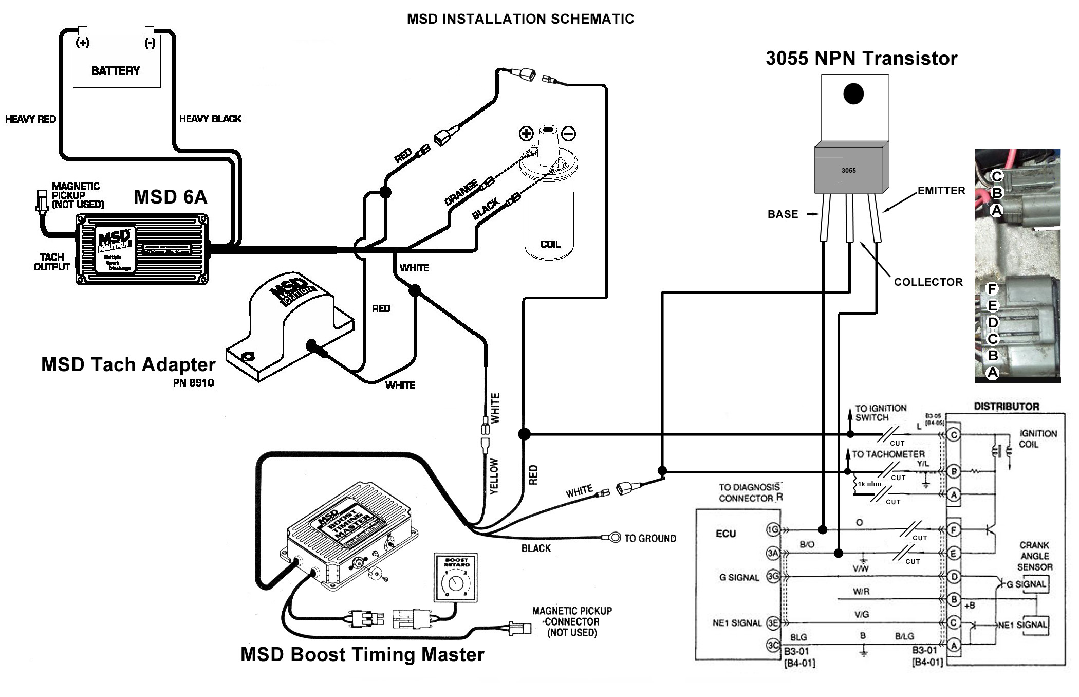 msd wiring diagram mazda mx 6 forum rh mx6 com 1993 Mazda MX3 Purple 1993 Mazda MX-5